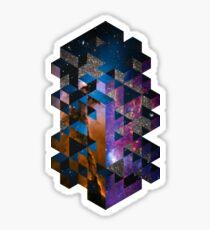 Spoceblocks Sticker
