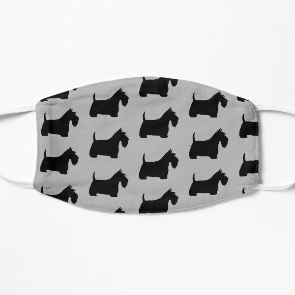 Scottish Terrier Silhouette(s) Black Scottie Dog Mask