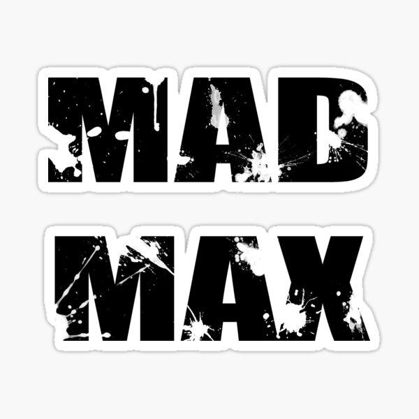 Mad Max Pegatina