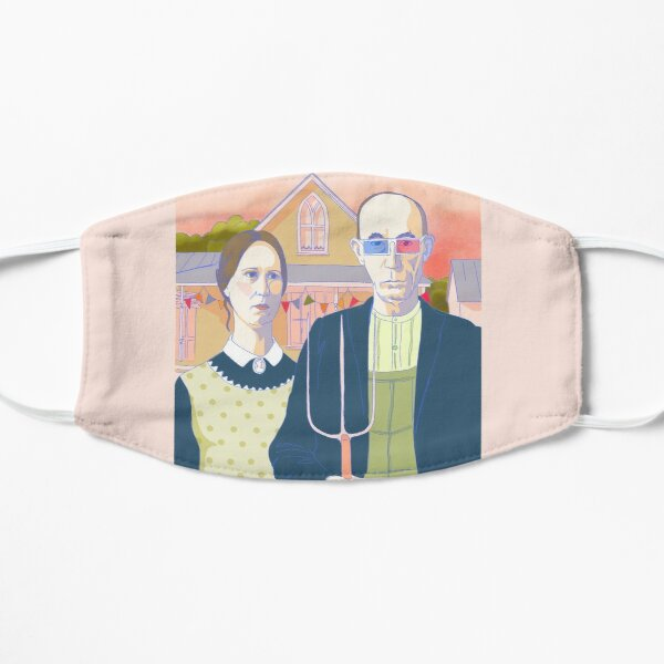 American Gothic Mask