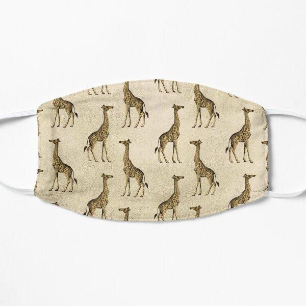 Safari Animal & Animal Prints   Giraffe   Pretty Face Masks Dust Masks  Flat Mask