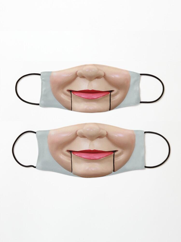 Alternate view of Dummy Mask