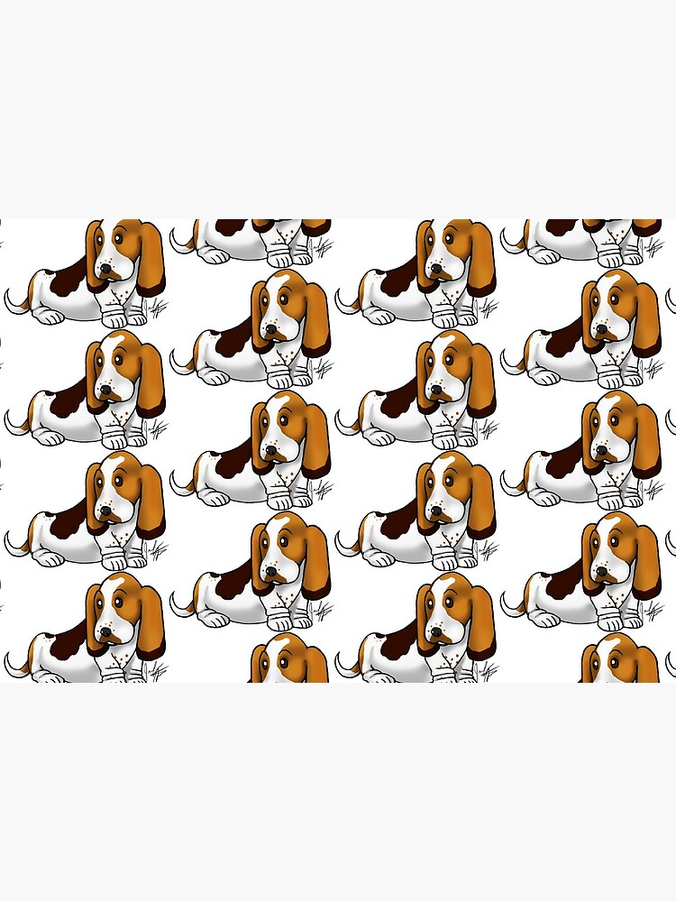 Basset Hound by jameson9101322