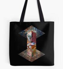 Spocecolumn Tote Bag