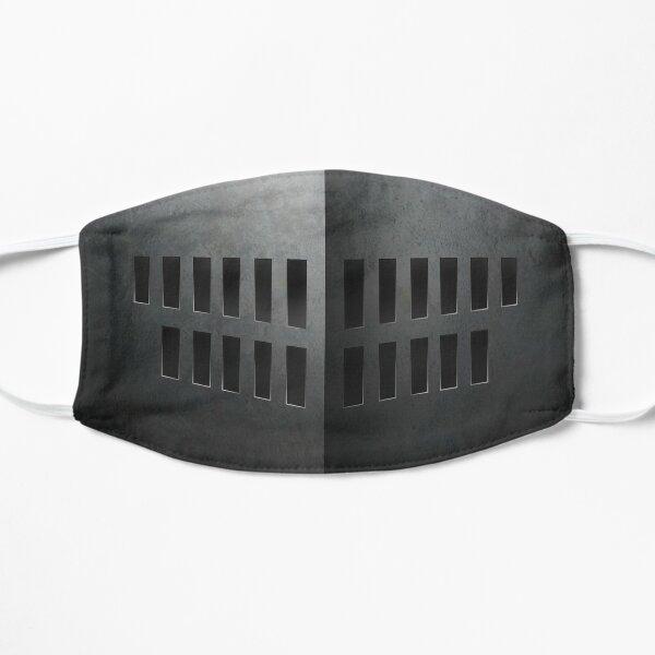 Faux Helmet Visor Face Mask Mask