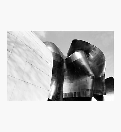 Experience Music Project (EMP), Seattle Photographic Print