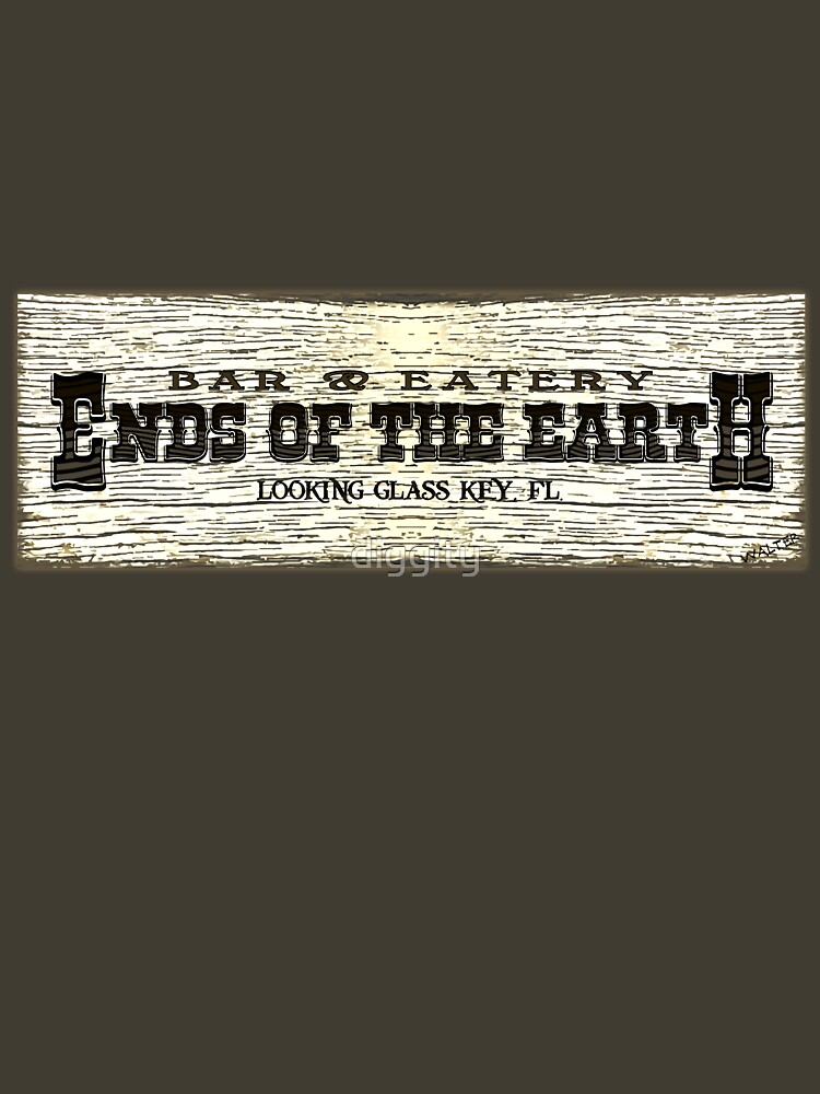 Ends of the Earth | Unisex T-Shirt