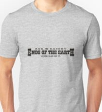 Ends of the Earth (plain) T-Shirt