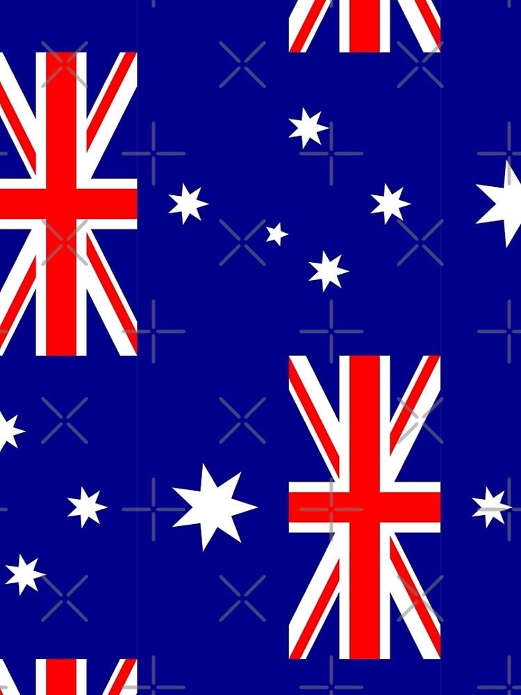 Australia Flag by RoufXis