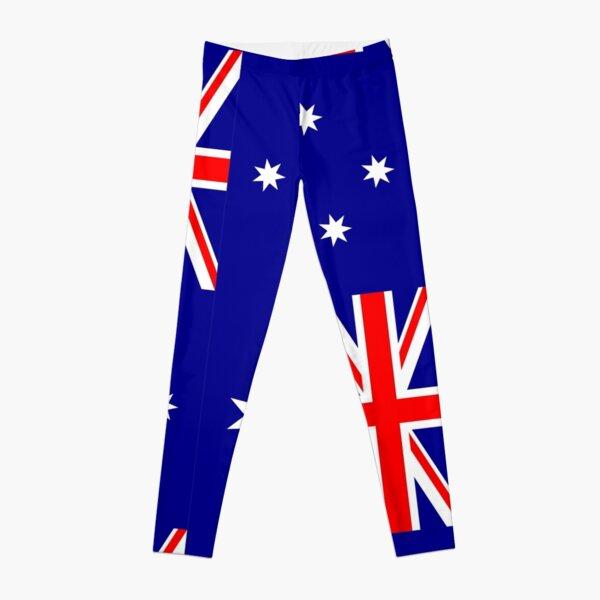 Australia Flag Leggings