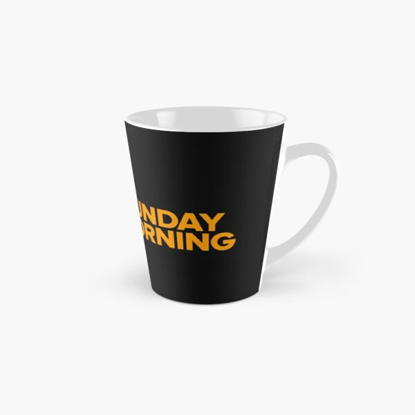 sunday morning Tall Mug