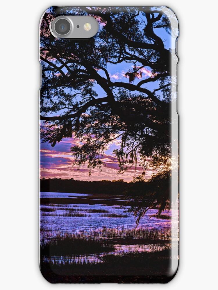Beaufort Sunset by Jeff Johannsen