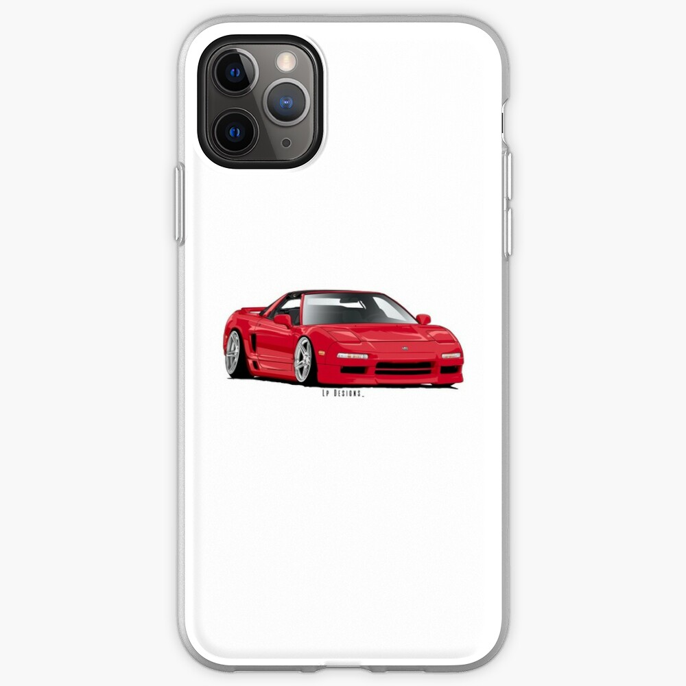 """Honda / Acura NSX"" IPhone Case & Cover By Lpdesigns1"
