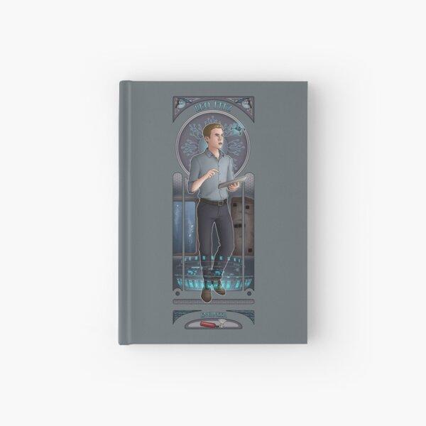 Art Nouveau - Leo Fitz Hardcover Journal