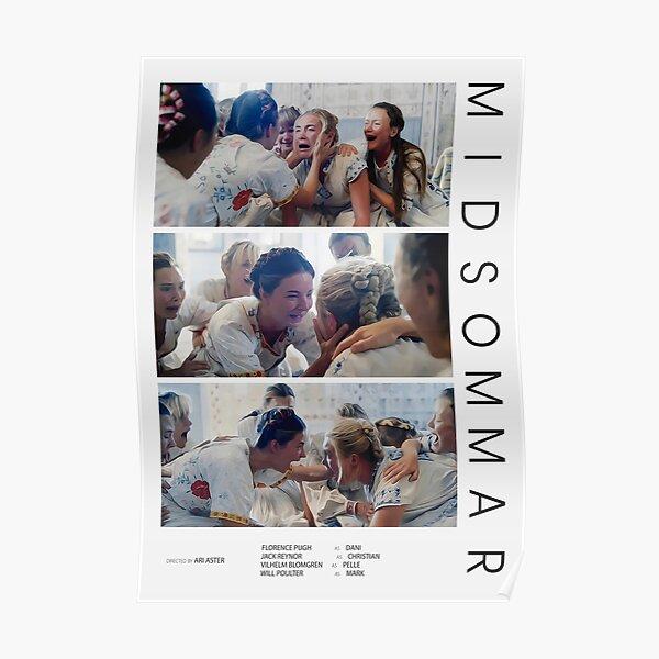 Midsommar - Movie Poster - Ari Aster Poster