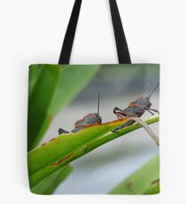 Grasshoppers  Tote Bag