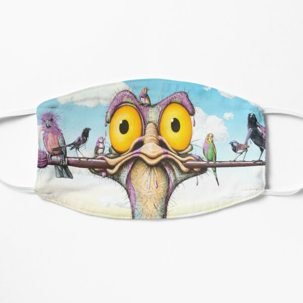 Birds of a Feather Mask
