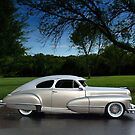 1947 Cadillac Rodtique  by TeeMack