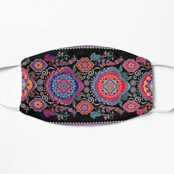 Art mandala design Bless International Indian Hippie Bohemian paint Mask