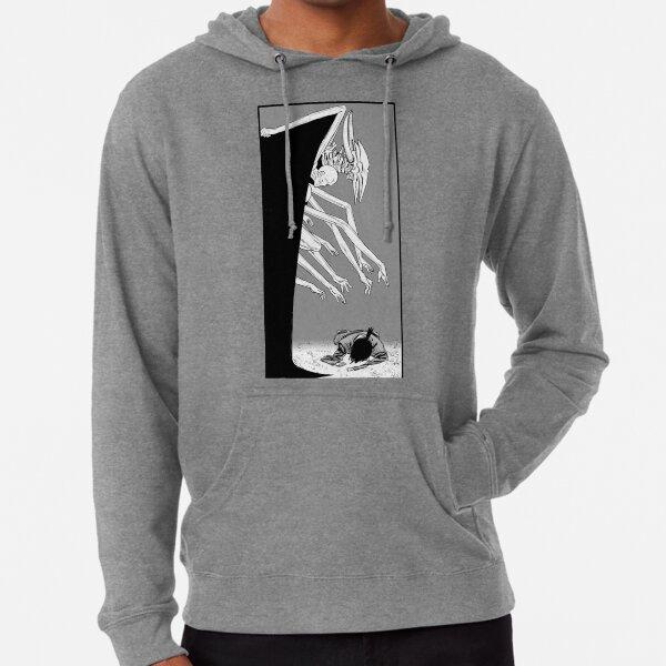 aki hayakawa and darkness lightweight hoodie by