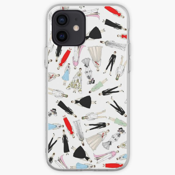 Audrey Scattered iPhone Soft Case