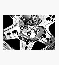 Hot Wheels Photographic Print