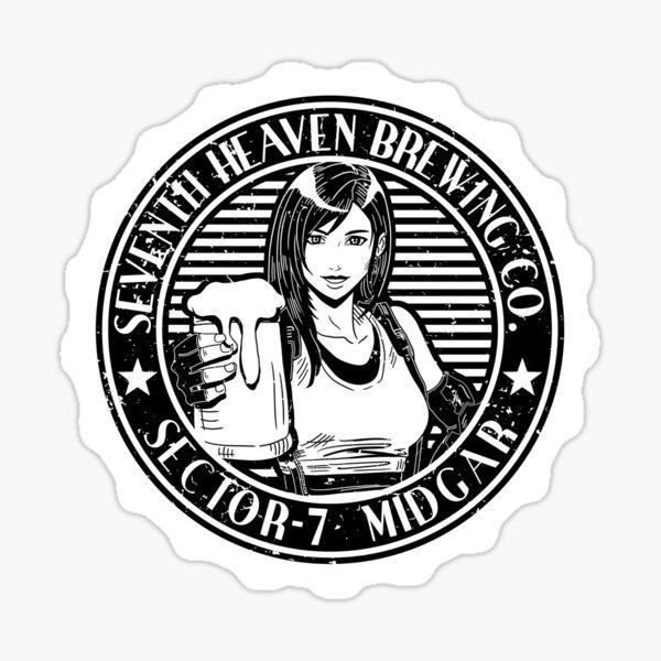 Seventh Heaven Brewing Company Sticker