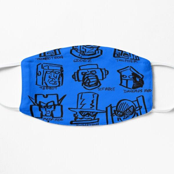 KNOW UR ROBOTS Mask