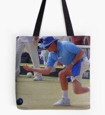 M.B.A. Bowler no. b066 Tote Bag