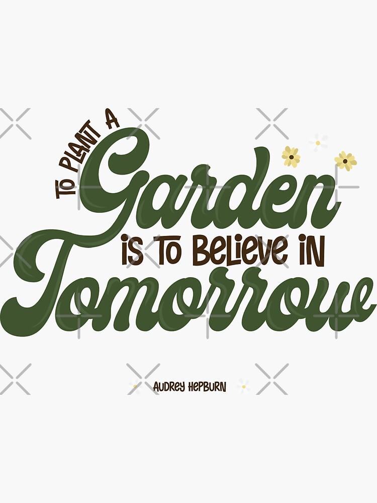 Plant a Garden by darrianrebecca