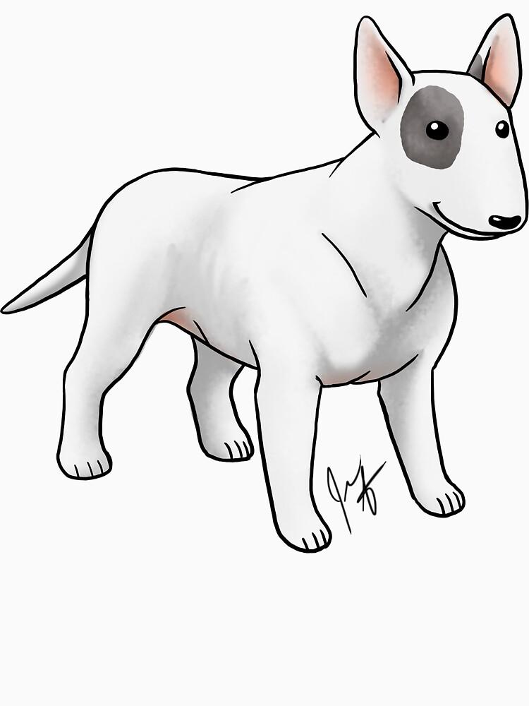 Bull Terrier by jameson9101322