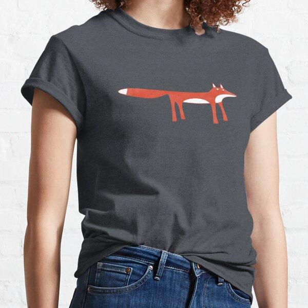 Wild Red Fox Classic T-Shirt
