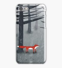 The Fox and the Forest iPhone Case/Skin