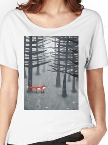 The Fox and the Forest Women's Relaxed Fit T-Shirt