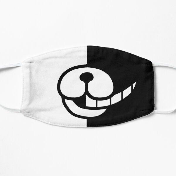 Monokuma Mouth Flat Mask
