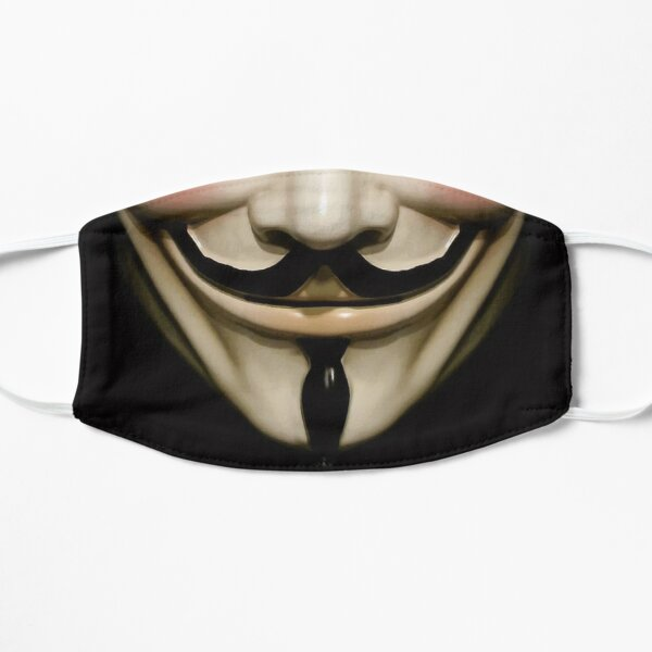 Guy Fawkes mask Mask