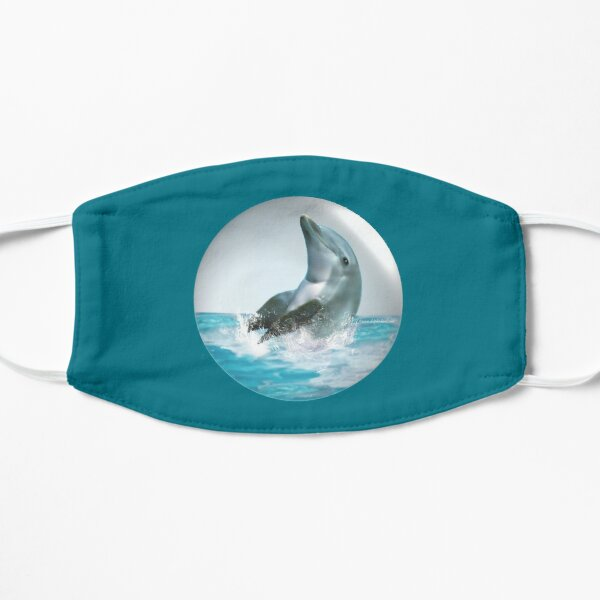 Bubble Dolphin Mask