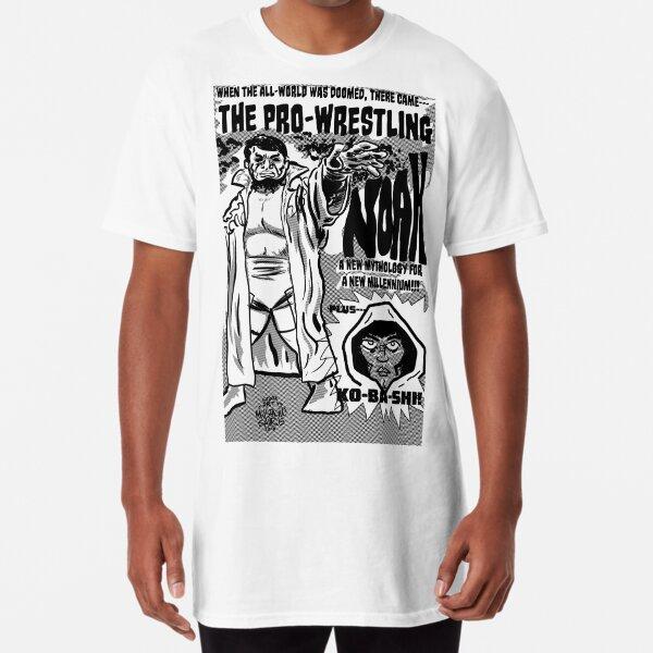 NOAH KRACKLE COVER Long T-Shirt