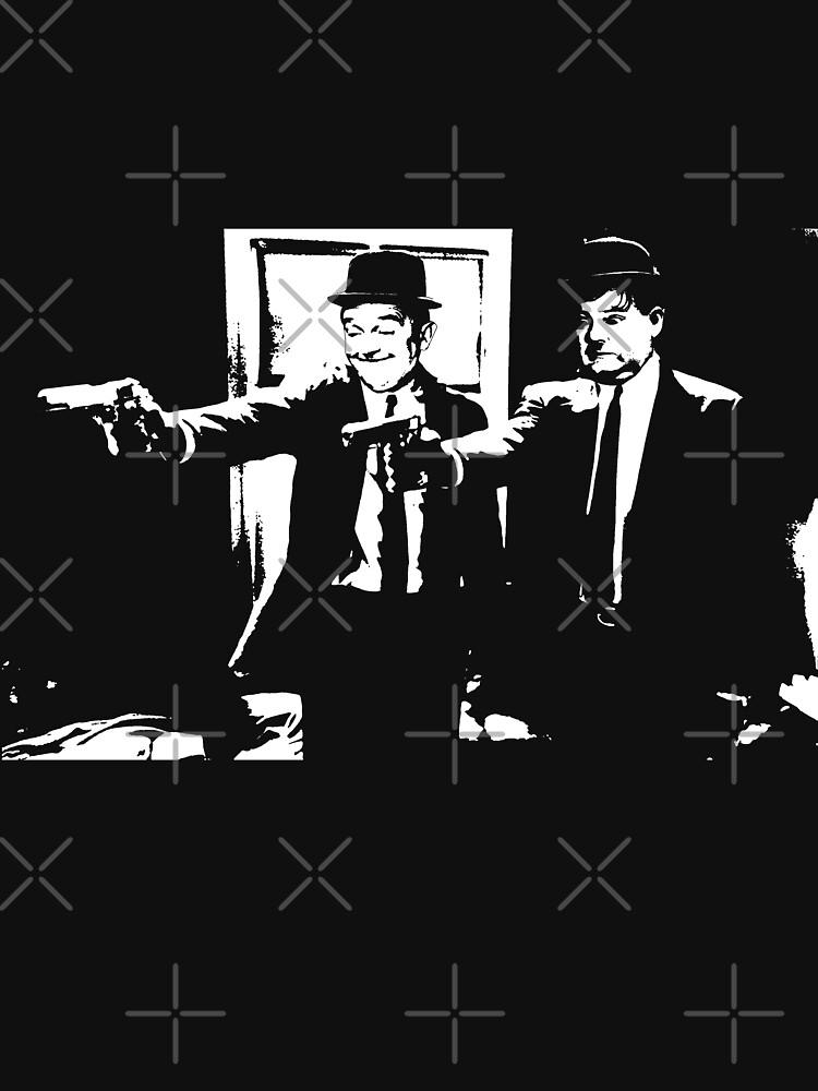 Pulp Fiction Laurel and Hardy | Unisex T-Shirt