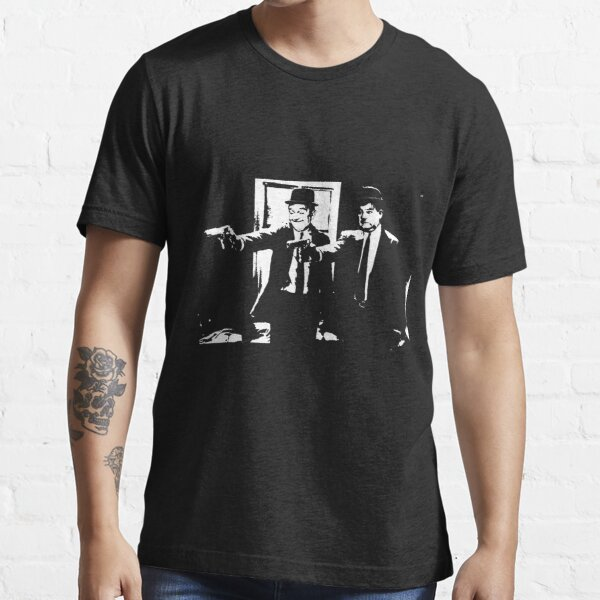 Pulp Fiction Laurel and Hardy Essential T-Shirt