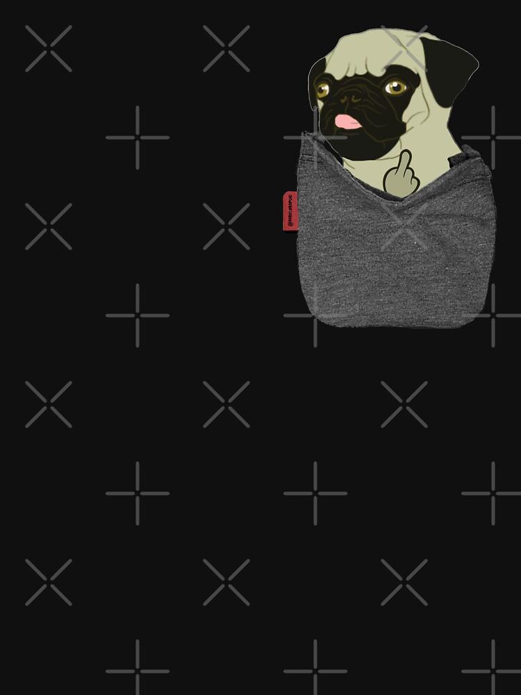 Pug You Pocket de darklordpug