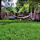 A Backyard Invitation by aprilann