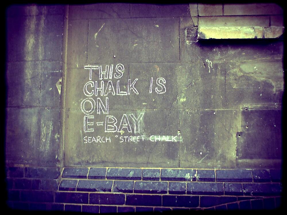 This chalk is on Ebay by Benedikt Amrhein