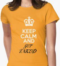 Keep Calm..... Get INKED T-Shirt
