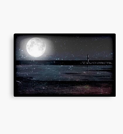 Magical Night © Canvas Print