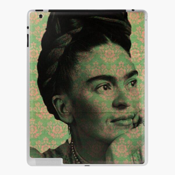 Green Frida Kahlo iPad Skin