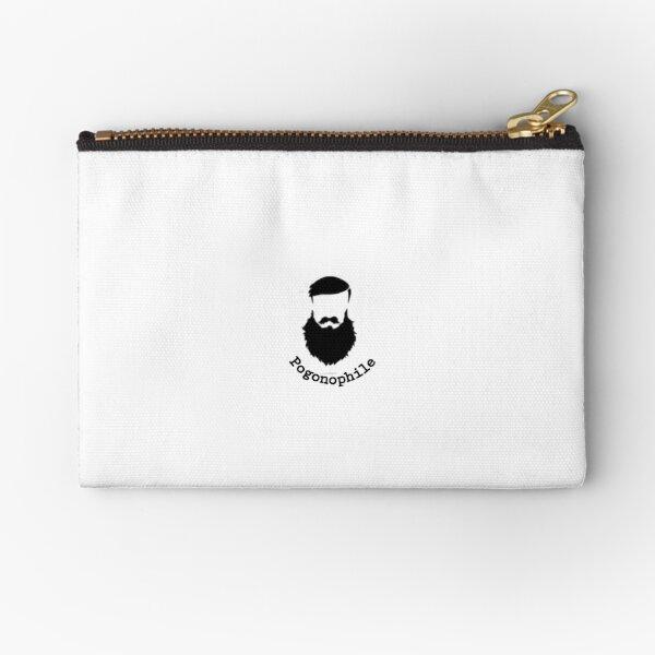 Beard lovers Zipper Pouch