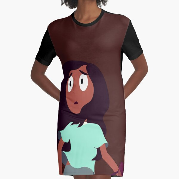Connie Maheswaran Dresses Redbubble Near the end of winter forecast, connie is seen barefoot in her nightgown. redbubble