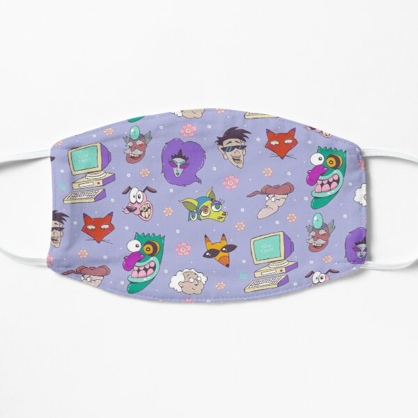 Courage Friends and Enemies 1 Mask