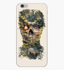 The Gatekeeper Dark Surrealism Art iPhone Case
